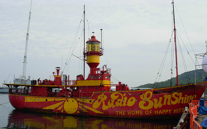 Light-house-vessel-for-The-Boat-that-Rocked