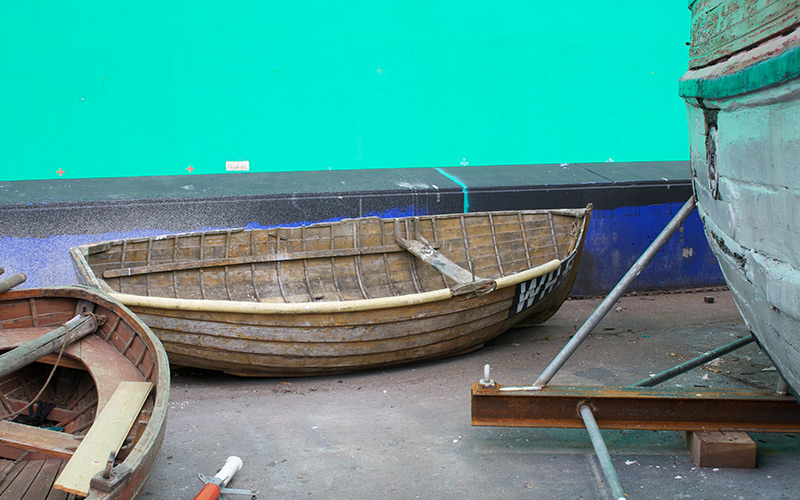 Old-Wooden-boats-used-for-dressinhg