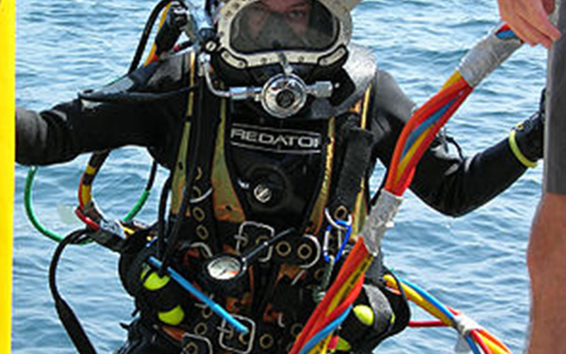 Surface-demand-Diving-Equipment